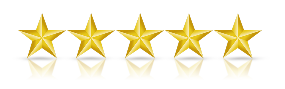 Five star rating clipart vector freeuse stock 5-star rating - Beyond Media Solutions | Digital Marketing Firm ... vector freeuse stock