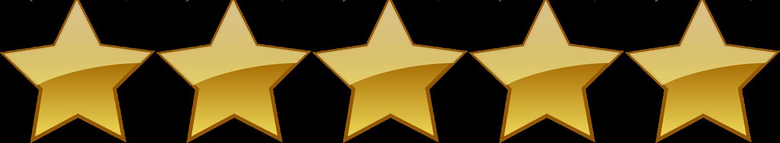 Five star rating clipart picture transparent The Book Magnet | Faith Hogan picture transparent