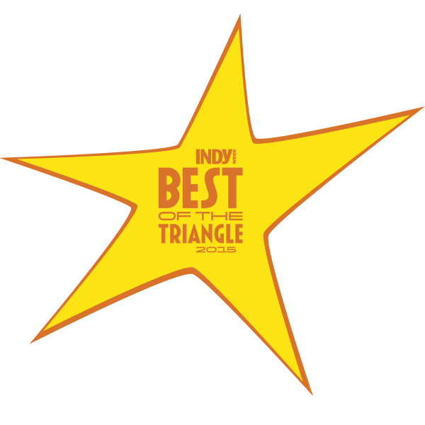 Best-of-star-2015-web | Britt Dental Center | Raleigh, NC Dentist jpg transparent