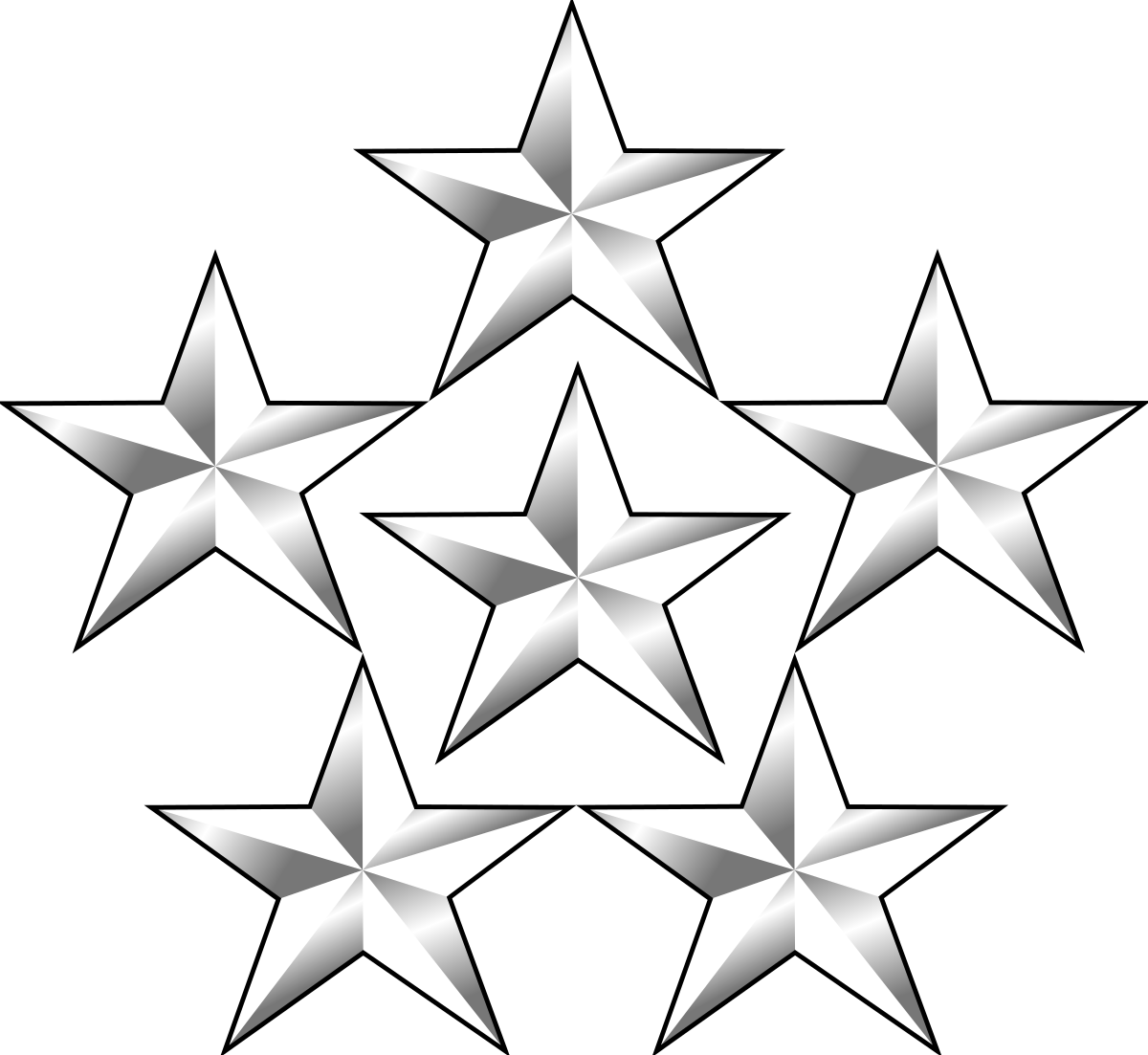 Pink six point star clipart banner black and white download Star Image Group (53+) banner black and white download