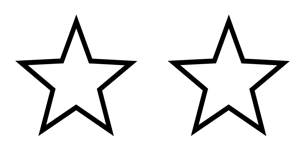 Clipart black and white star svg Free 5 Star Rating Cliparts, Download Free Clip Art, Free Clip Art ... svg