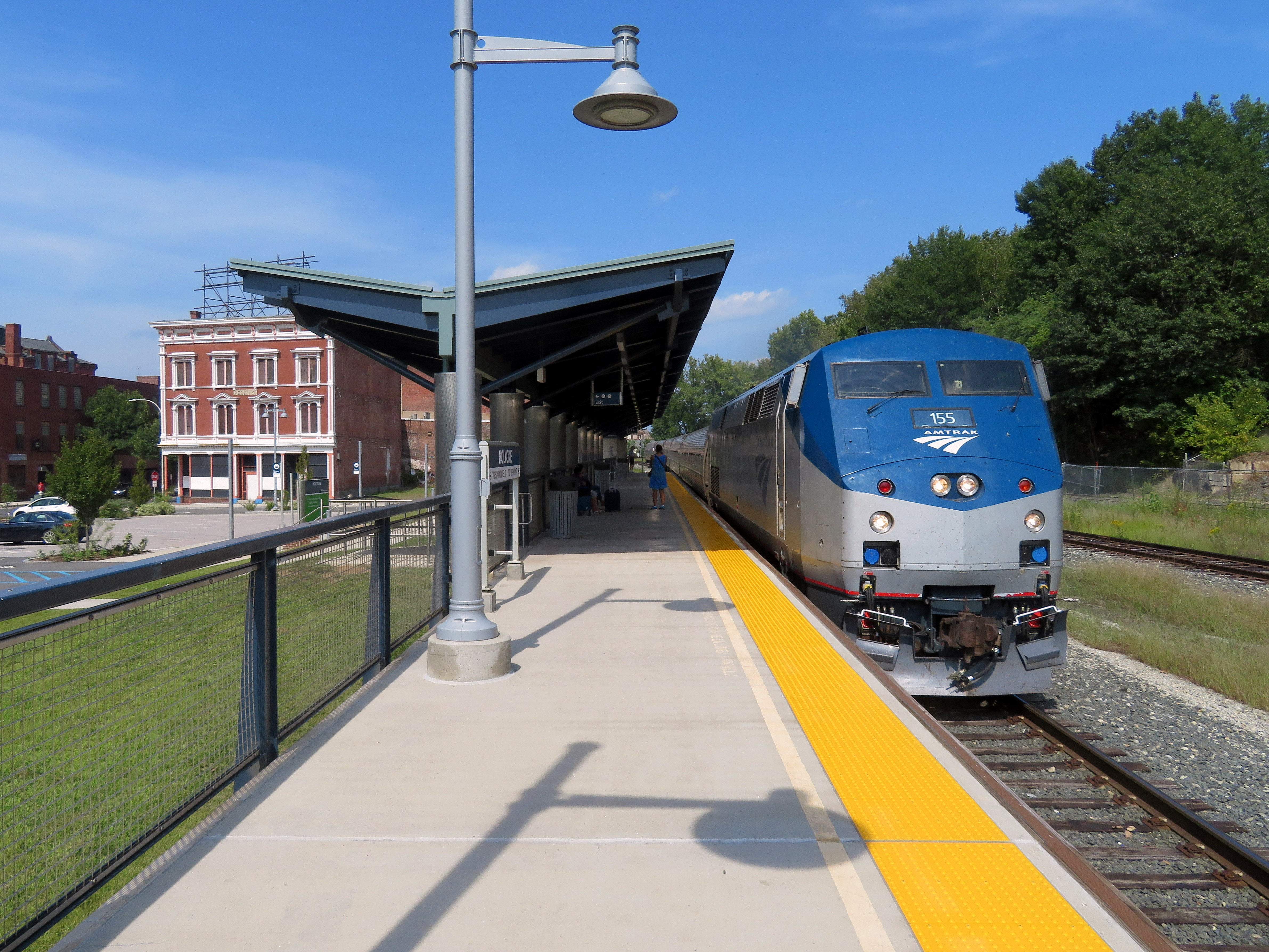 5 trains and each train is bigger images clipart clipart Holyoke station - Wikipedia clipart