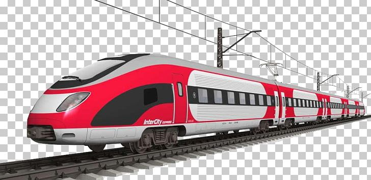 5 trains and each train is bigger images clipart vector stock Train Rail Transport Track Locomotive High-speed Rail PNG, Clipart ... vector stock