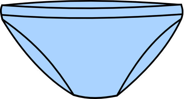 5 underpants clipart vector freeuse Underpants Cliparts 5 - 600 X 323 - Making-The-Web.com vector freeuse