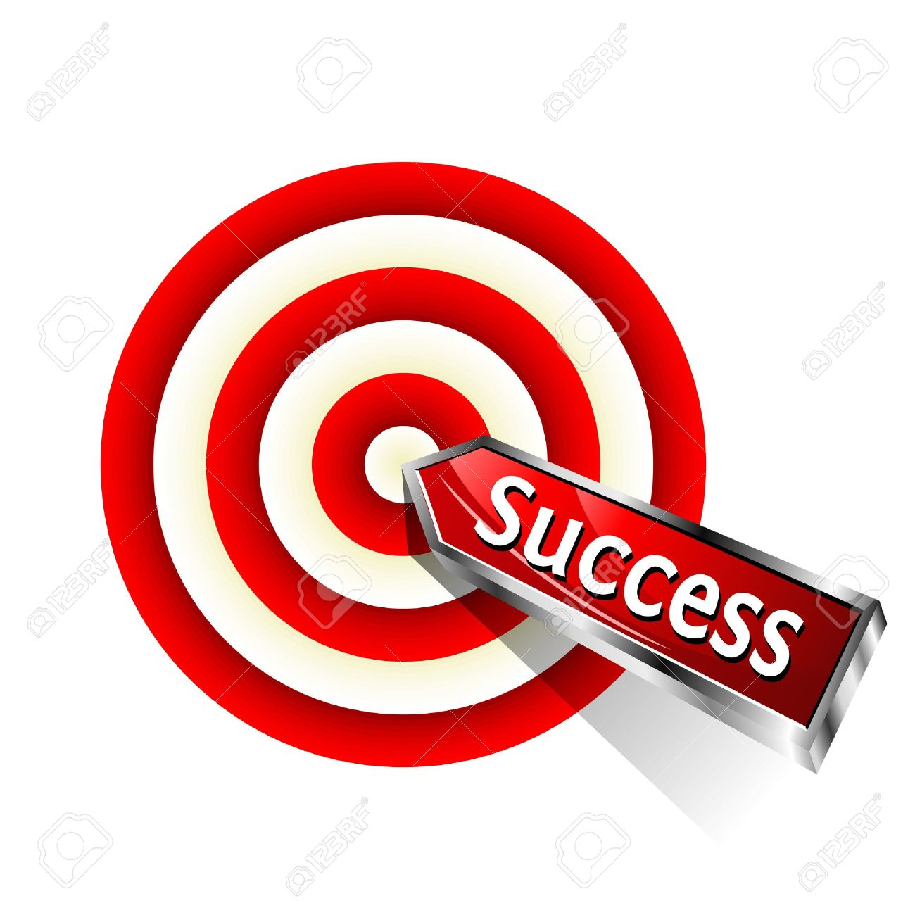 5 years sucess clipart banner transparent Target success clipart jpg - Clipartix banner transparent