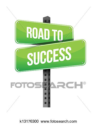 5 years sucess clipart vector black and white stock Success Clipart road 5 - 370 X 470 Free Clip Art stock illustration ... vector black and white stock