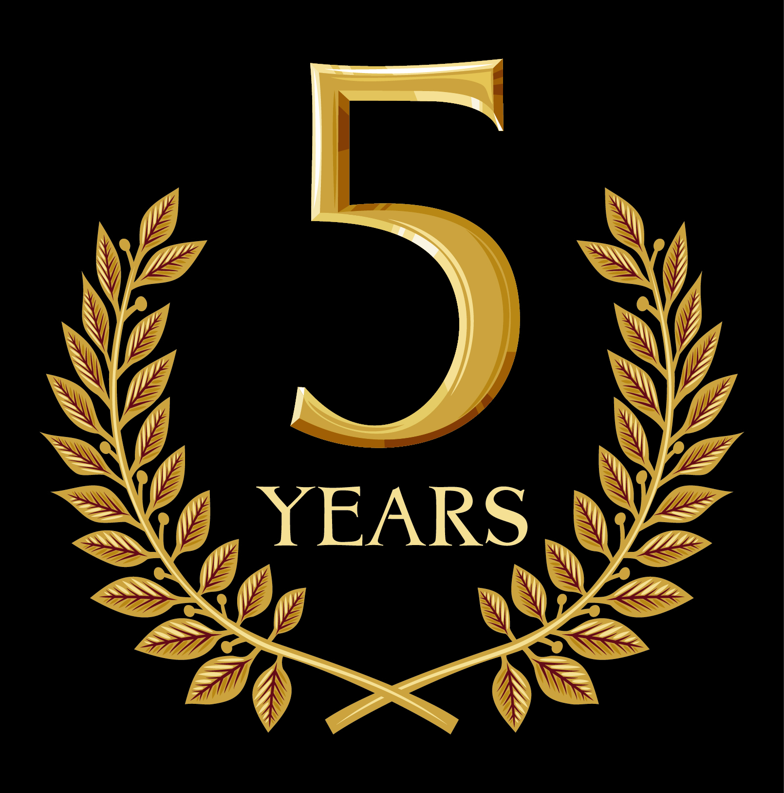 5 years sucess clipart jpg black and white stock Free 5th Cliparts, Download Free Clip Art, Free Clip Art on Clipart ... jpg black and white stock