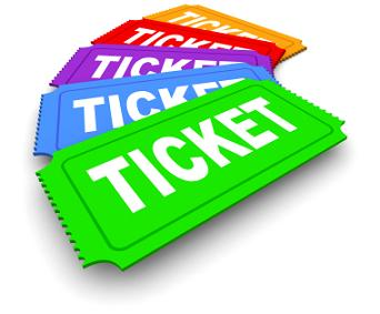 Raffle ticket clip art - ClipartFest image free library