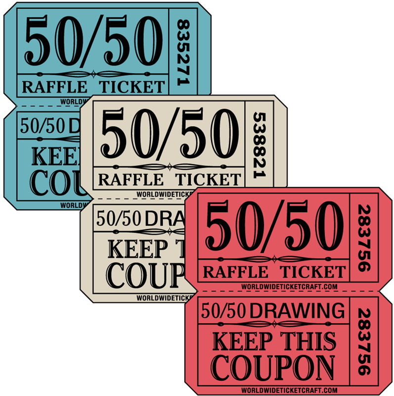 50 50 raffle clipart template clip art black and white download Our double roll 50/50 raffle tickets are perfect for fundraisers ... clip art black and white download