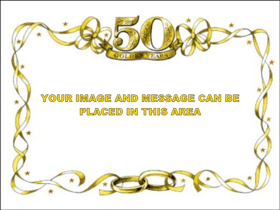 50 anniversary free clipart clip black and white library Free Golden Wedding Cliparts, Download Free Clip Art, Free Clip Art ... clip black and white library