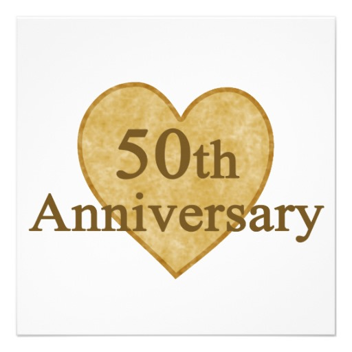 Clipart 50th wedding anniversary svg royalty free stock 50th Wedding Anniversary Free Clip Art Fabulous Local 8 | www ... svg royalty free stock