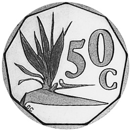 50 cents piececoins clipart black and white graphic transparent library South Africa 50 Cents KM 137 Prices & Values | NGC graphic transparent library