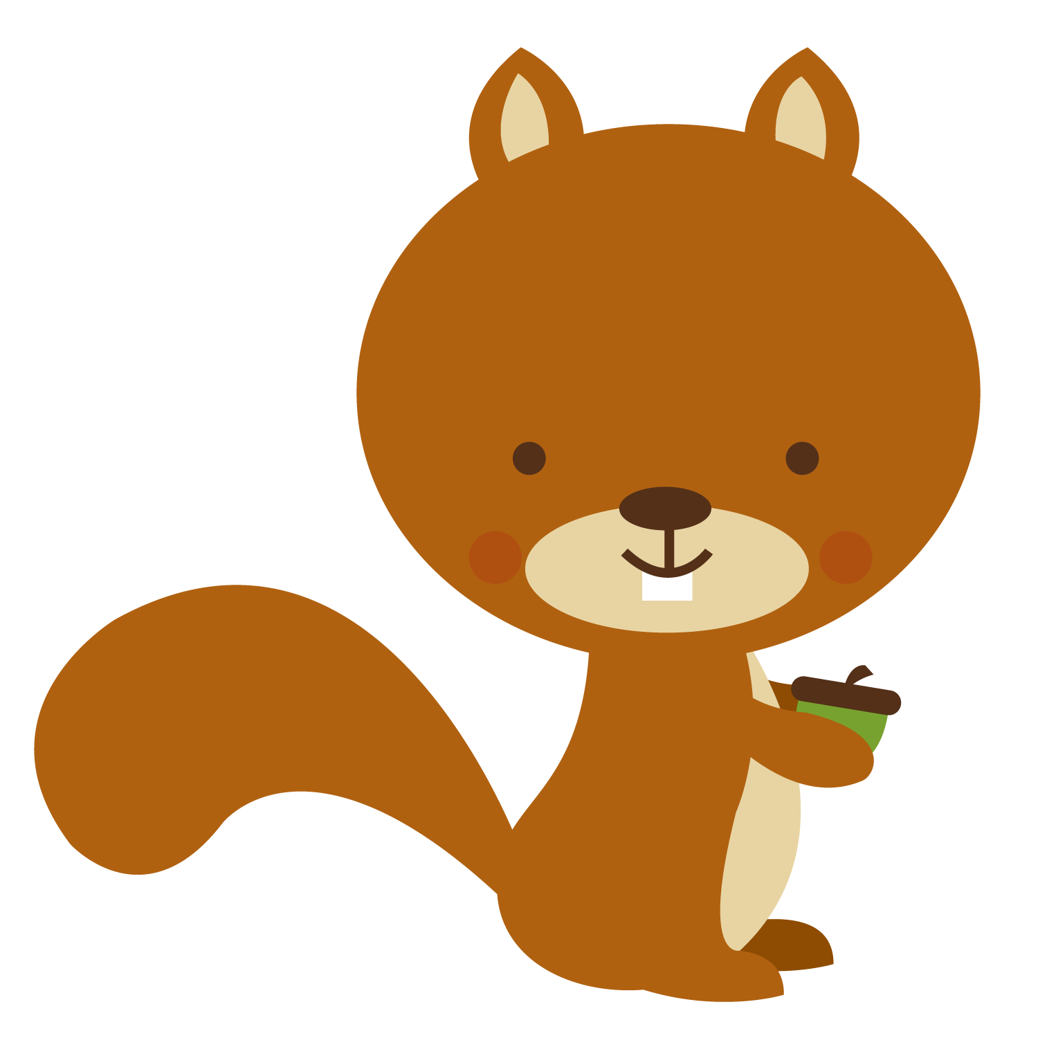 Squirrel house clipart jpg freeuse stock Floresta e Safari 3 - squirrel.png - Minus | clipart | Pinterest ... jpg freeuse stock