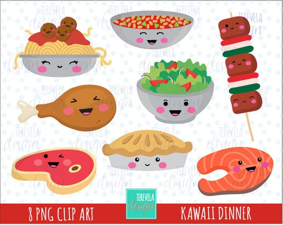 50 lunch clipart clip art freeuse stock 50% SALE DINNER clipart, food clipart, food graphics, commercial use ... clip art freeuse stock