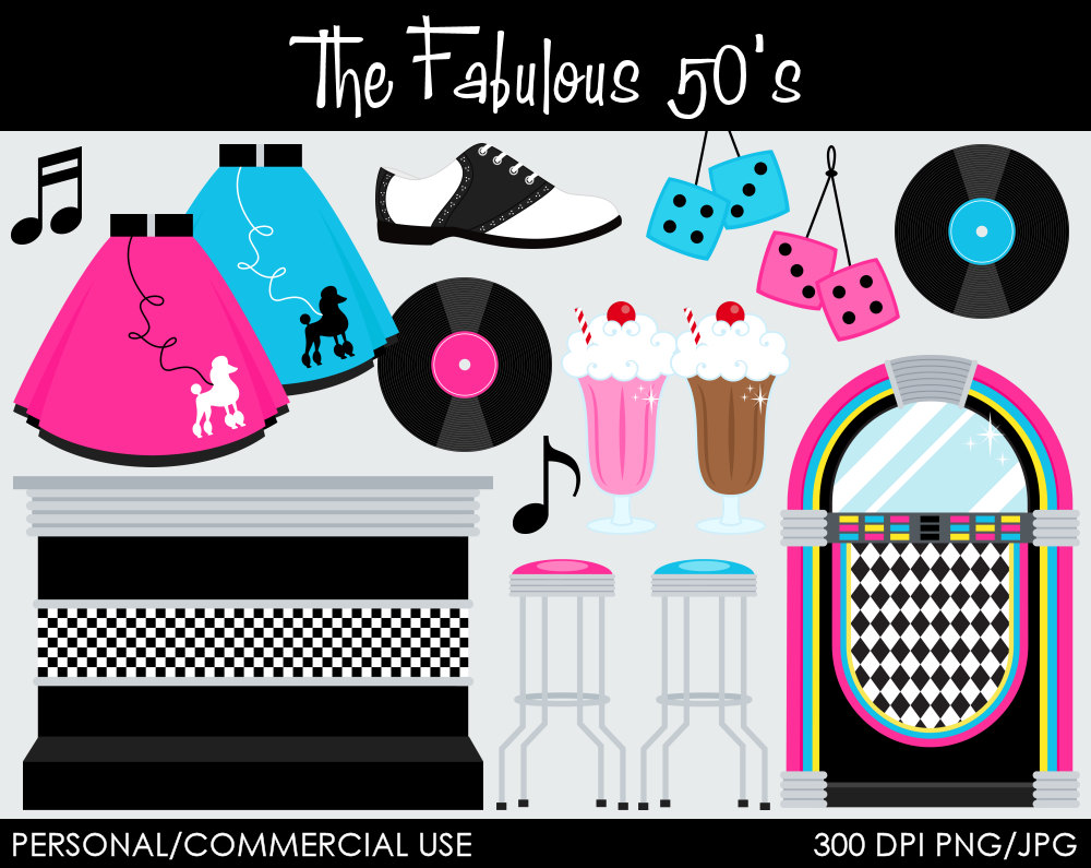 50 s clipart vector free 17 Best images about 50s on Pinterest | 1950s design, Bowling and ... vector free