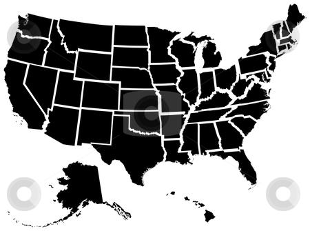 50 states clip art svg transparent Us states clipart - ClipartFest svg transparent