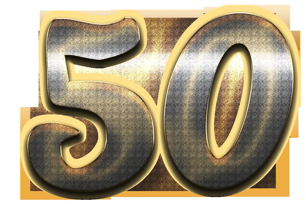 50 transparent clipart svg black and white download 50 Number PNG Transparent Images Free Download svg black and white download