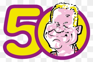 50 years old clipart graphic library download Danny Will Be 50 Years Old Soon And Of Course We Will Clipart ... graphic library download