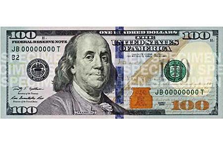 500 dollar clipart image Hundred dollar bill clipart 7 » Clipart Portal image