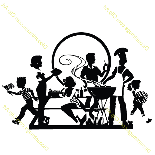 500x500 clipart clip art free stock Family Reunion Clipart 27 - 500 X 500 - Making-The-Web.com clip art free stock