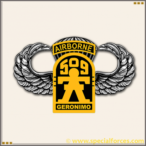 509th airborne unit patch clipart graphic freeuse library 509th Parachute Infantry Regiment - JUMP (E06229) by www ... graphic freeuse library