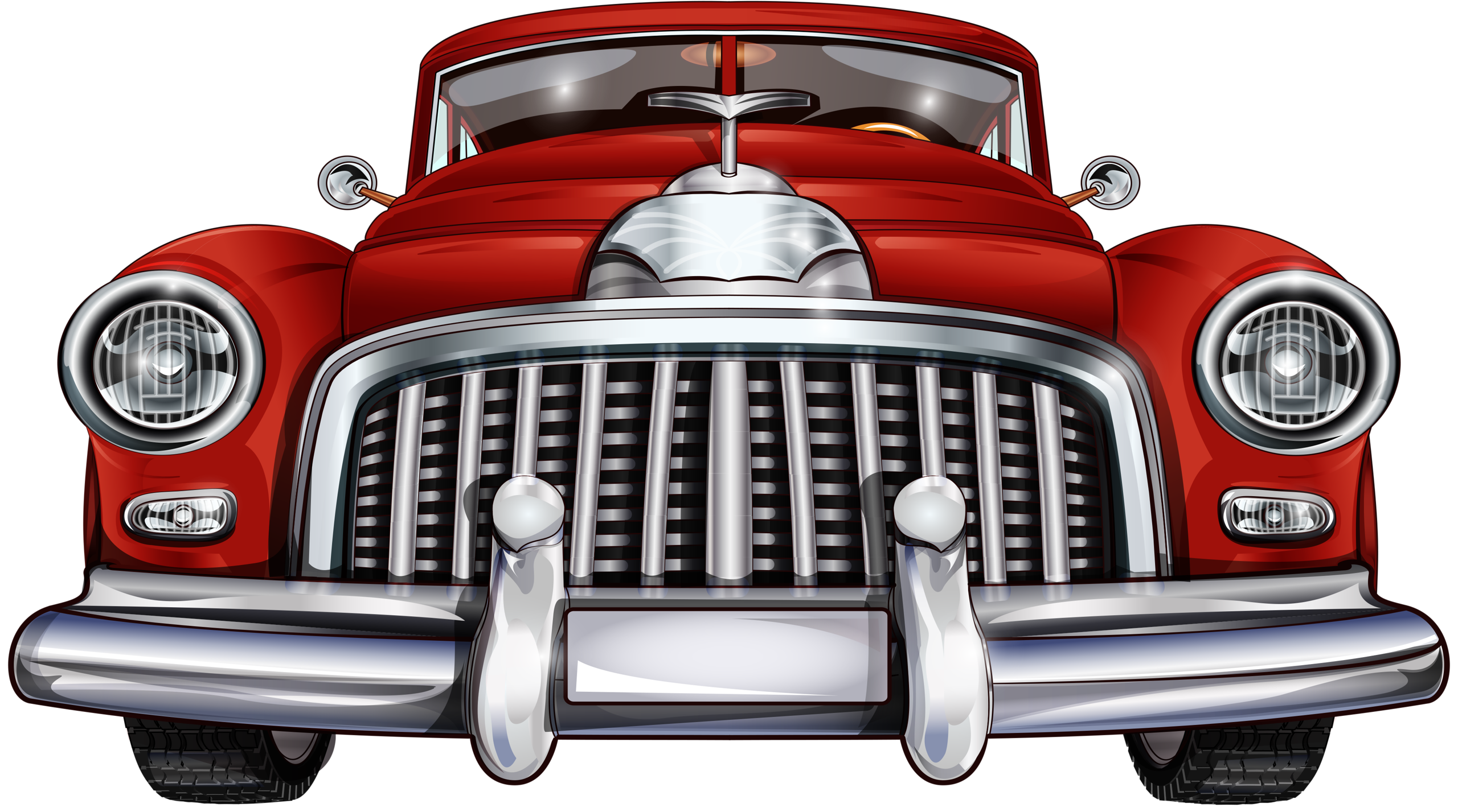 Free classic car clipart clipart black and white stock 28+ Collection of Red Classic Car Clipart | High quality, free ... clipart black and white stock