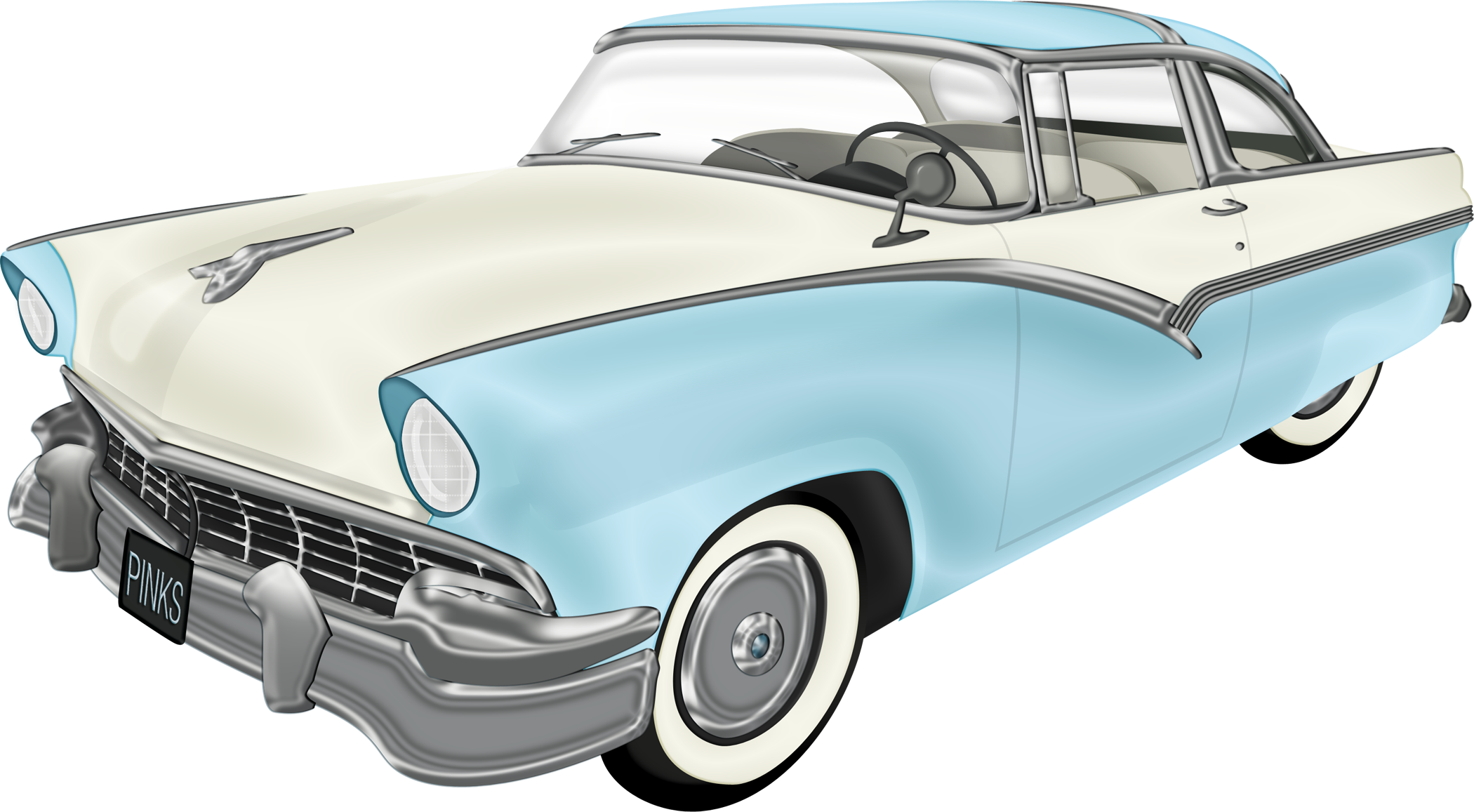 Old fashioned car clipart image library stock Pin by Mobile Mechanic Houston on Muscle Cars | Pinterest | Cars image library stock