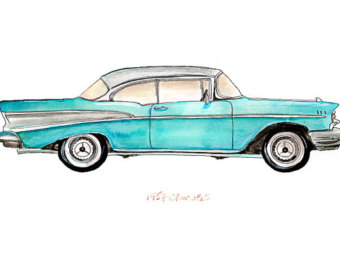 57 chevy from clipart free stock Free Chevrolet Cliparts, Download Free Clip Art, Free Clip Art on ... free stock