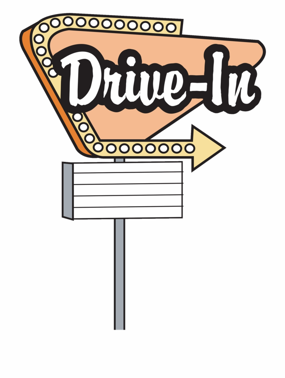 50s clipart free download jpg freeuse stock 50s Diner Signs Clipart - Drive In Theater Clip Art Free PNG Images ... jpg freeuse stock
