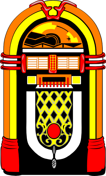 Jukebox clip art - ClipartFest png transparent download