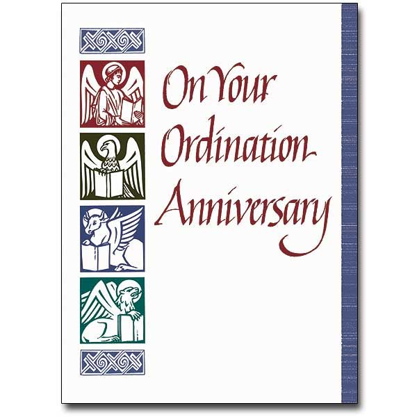 50th anniversary catholic priest clipart graphic freeuse download On Your Ordination Anniversary - Ordination Anniversary Card ... graphic freeuse download