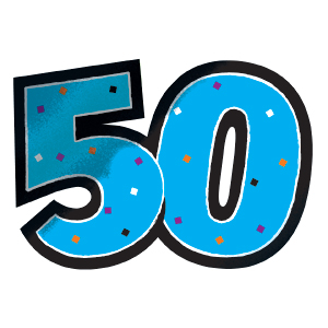 50th clipart svg free stock Free 50 Birthday Cliparts, Download Free Clip Art, Free Clip Art on ... svg free stock