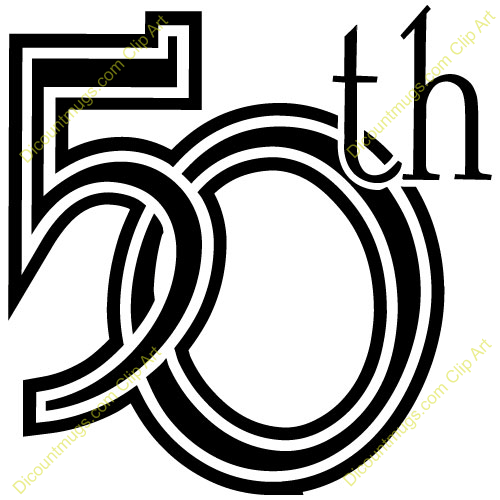 50th clipart banner freeuse library 50th clipart 6 » Clipart Portal banner freeuse library