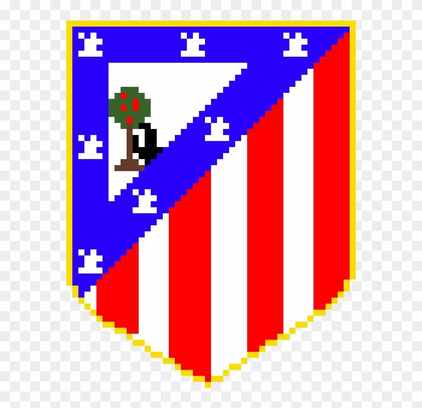 53b1a87122294 clipart banner black and white escudo del atletico de madrid png - RelishTopia | Cliparts ... banner black and white