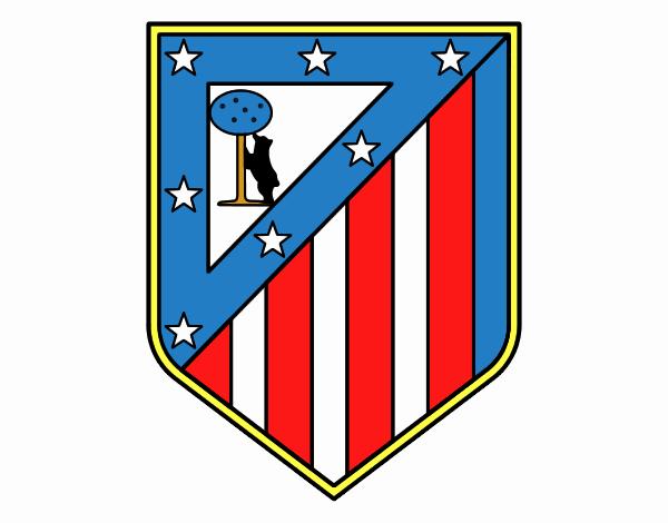 53b1a87122294 clipart picture freeuse escudo del atletico de madrid png - RelishTopia   Cliparts ... picture freeuse