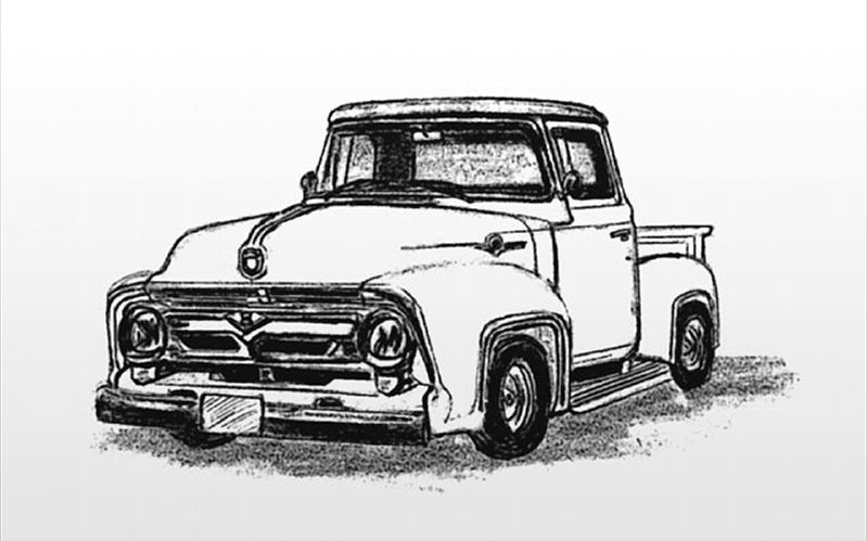 Old ford clipart jpg freeuse library Free Classic Ford Cliparts, Download Free Clip Art, Free Clip Art on ... jpg freeuse library