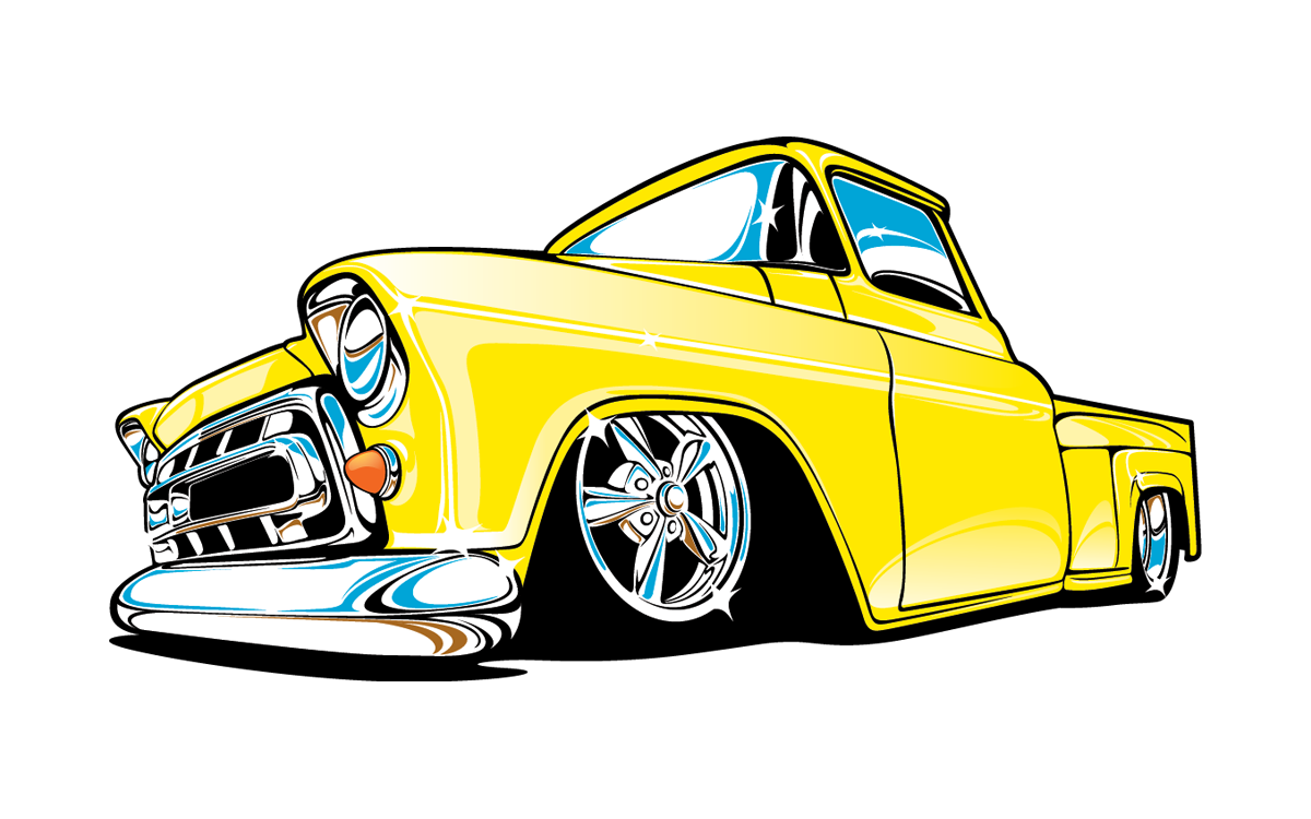55 chevy car clipart library 1955 to 1959 Chevrolet & GMC Trucks | RainGear Wiper Systems library