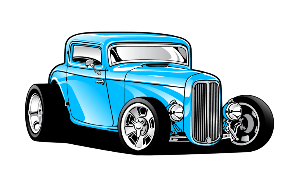 Hot rod car clipart image download Home | RainGear Wiper Systems image download
