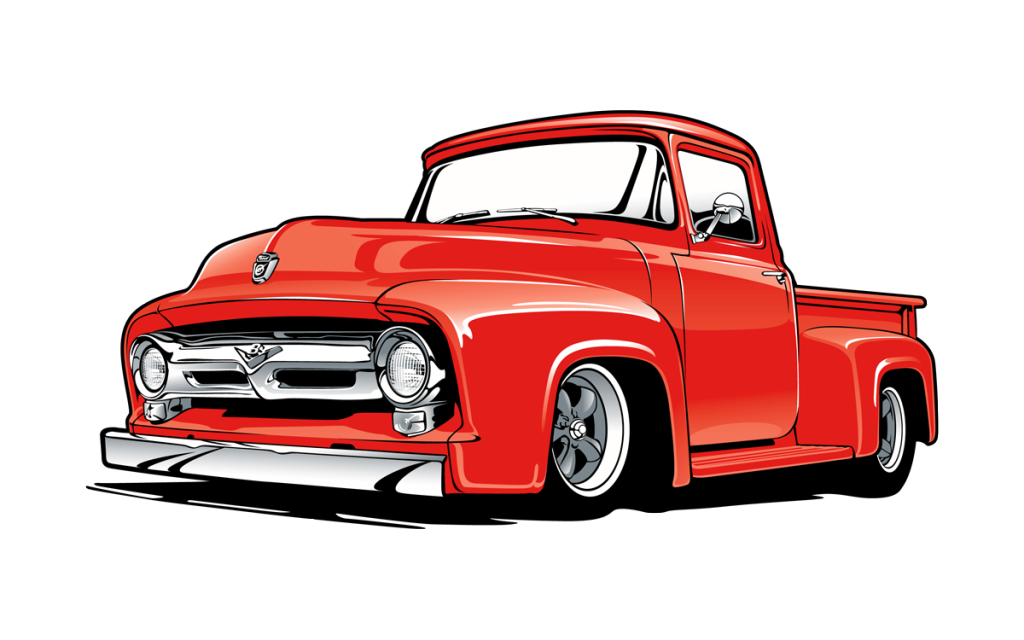 55 chevy car clipart black and white library Home | RainGear Wiper Systems black and white library
