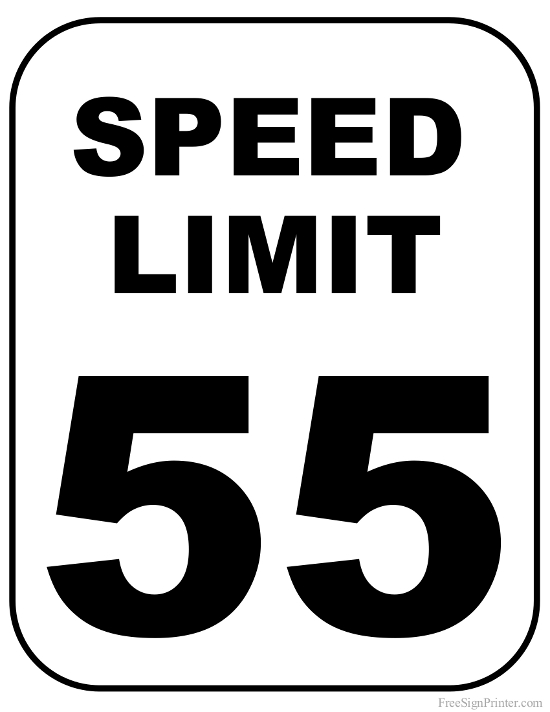 55 speed limit sign clipart vector royalty free stock Free 55 Mph Sign, Download Free Clip Art, Free Clip Art on Clipart ... vector royalty free stock