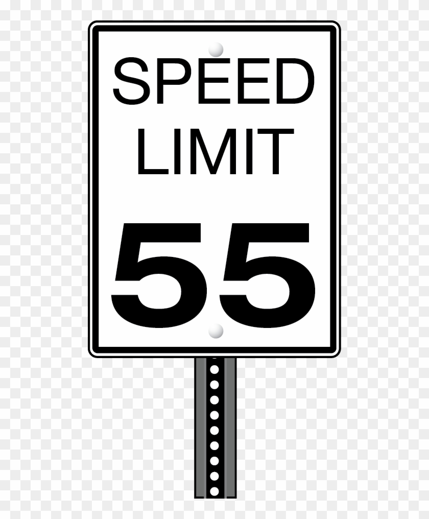 55 speed limit sign clipart svg 50 Speed Limit Sign ⋆ - Speed Limit Sign Clip Art, HD Png Download ... svg