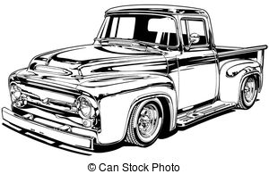 56 chevy truck clipart graphic free stock Old chevy truck clipart 2 » Clipart Station graphic free stock