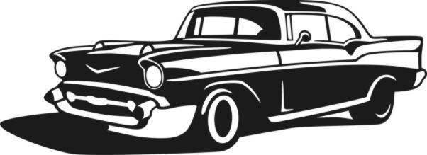 57 chevy from clipart banner library download Car Clipart 57 Chevy – Pencil And In Color Car Clipart 57 Chevy In ... banner library download