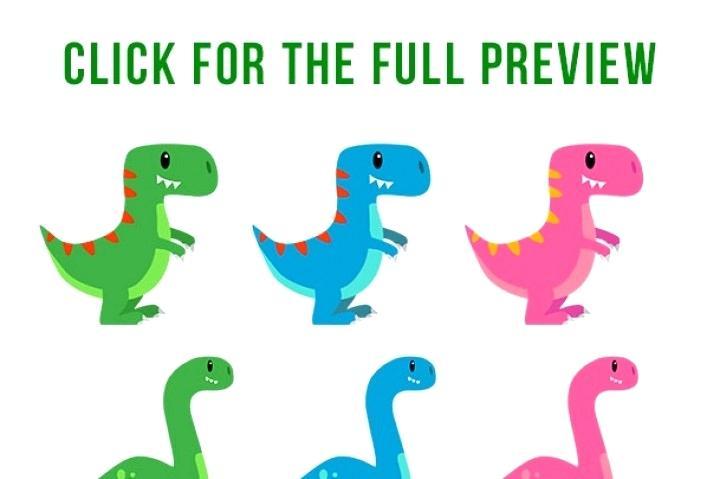 5n little dinosaur clipart svg Cute Dinosaur Green Cute Stegosaurus Dinosaur Vector Illustration ... svg