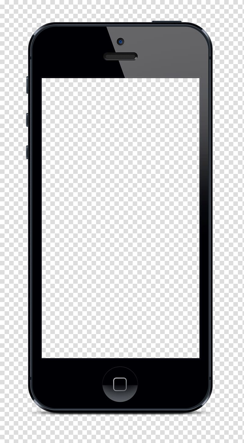 Iphone 6 clipart image image library download Black iPhone 5 illustration, iPhone 4S iPhone 6 Plus iPhone 5s ... image library download