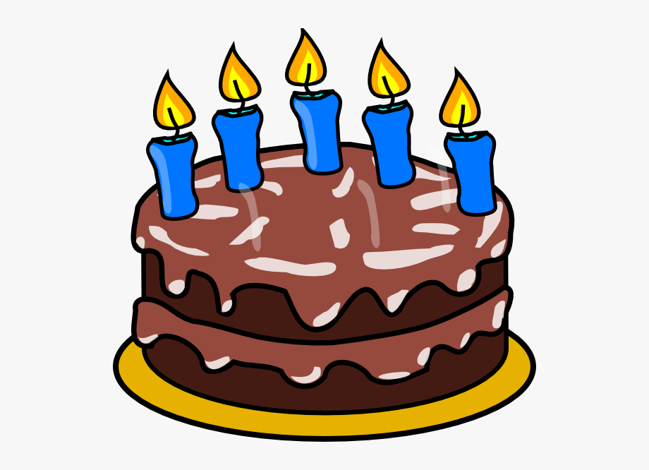 Birthday Cake With Candles Clipart Images Cake And Photos