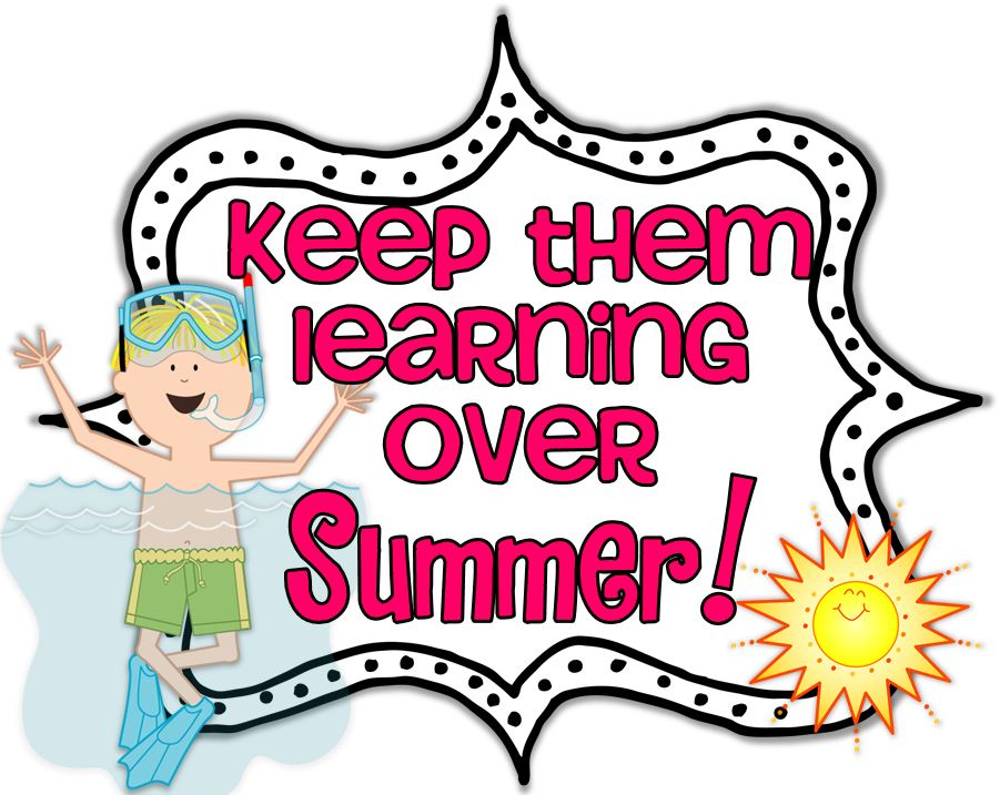 5th grade summer reading clipart banner free download Get Ready for Next Year! - BATON ROUGE CENTER FOR VISUAL AND ... banner free download