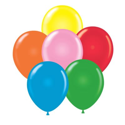 6 balloons clipart jpg free library 6 balloons clipart 2 » Clipart Portal jpg free library