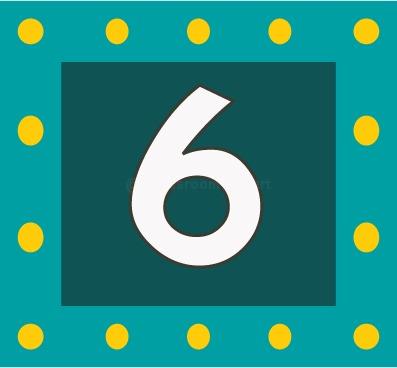 6 clipart download 6 Clipart & 6 Clip Art Images - ClipartALL.com download