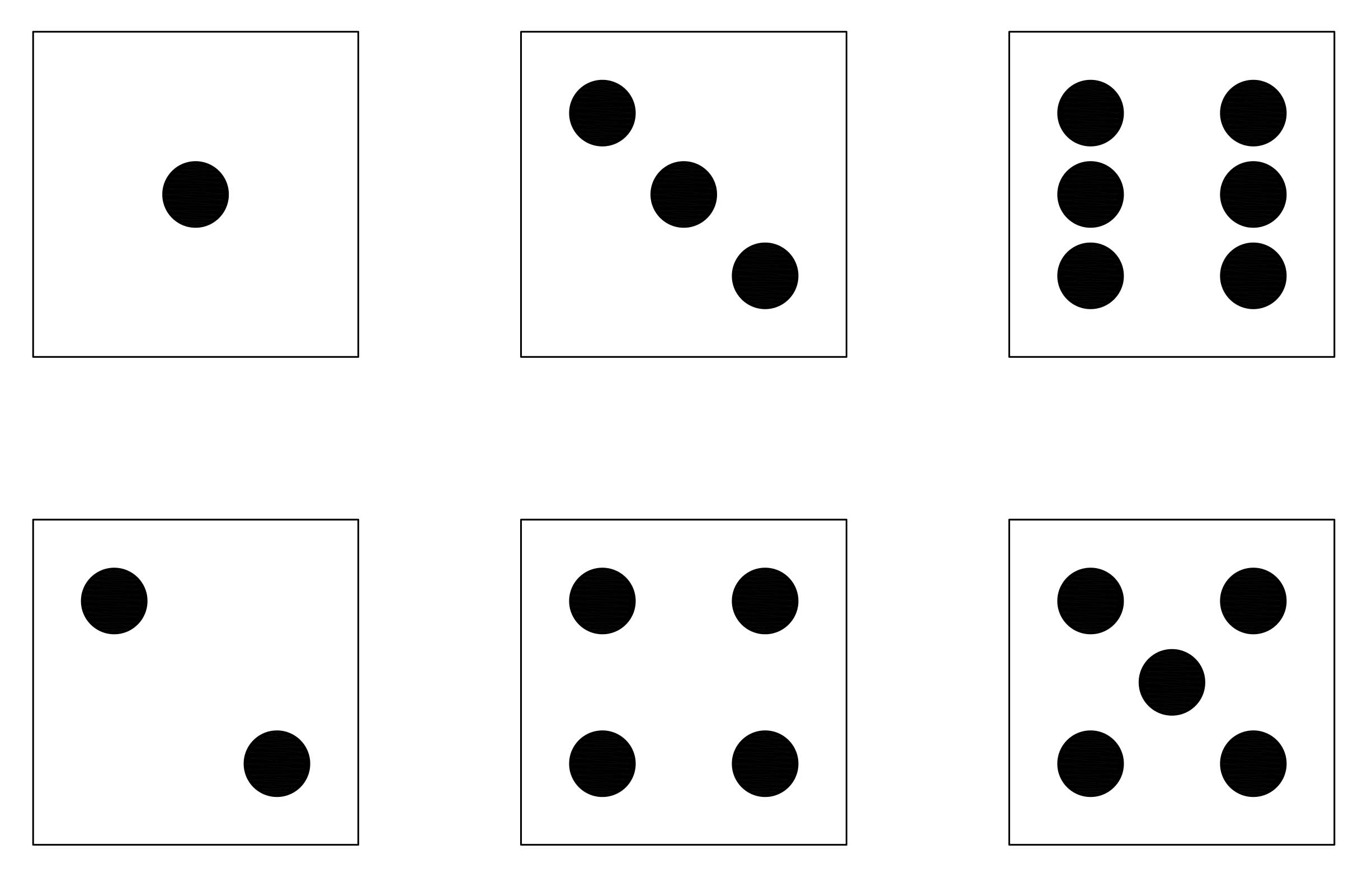 6 dice number clipart. Numbers clipartfest five kid